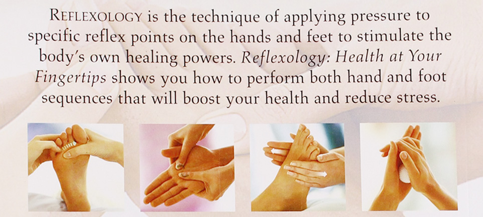 reflexology research papers